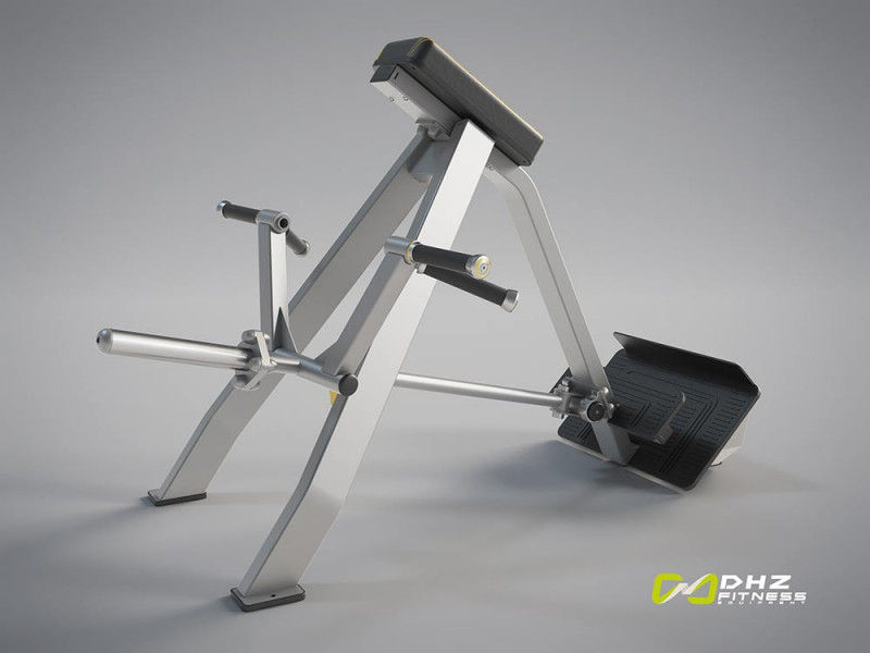 Incline level Row / T-Bar A3061 afbeelding 1