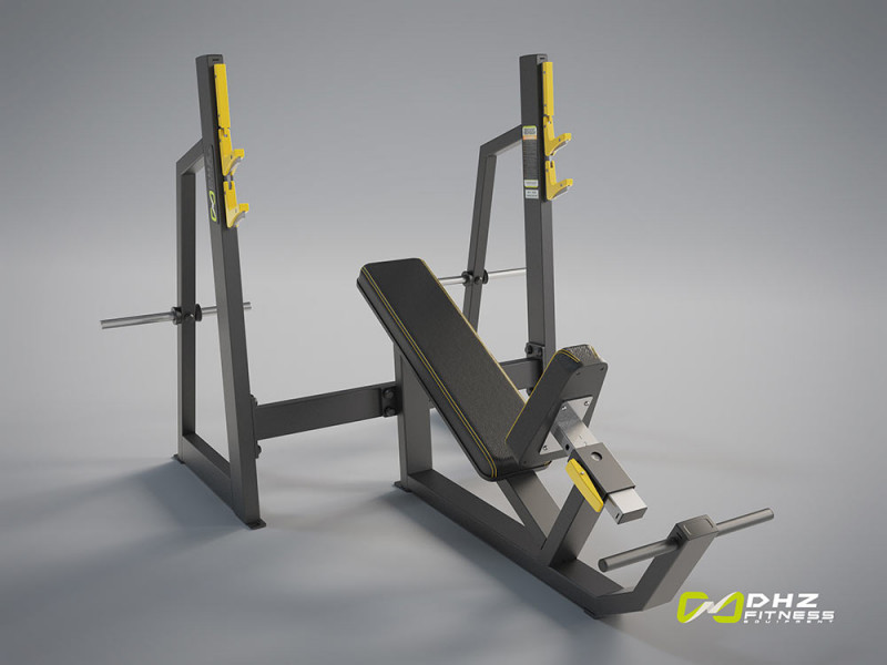 Olympic Incline Bench Evost 2 A3042 afbeelding 1