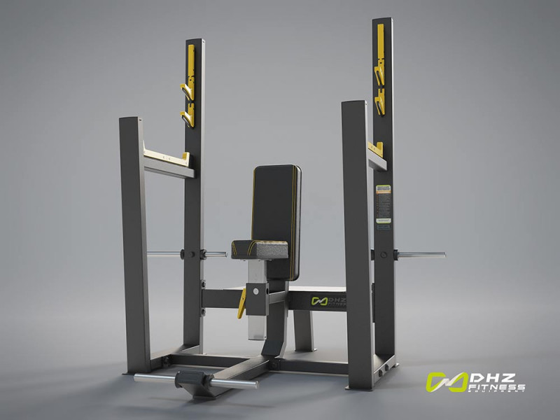 Olympic Military Shoulder Bench Evost 2 A3051 afbeelding 1