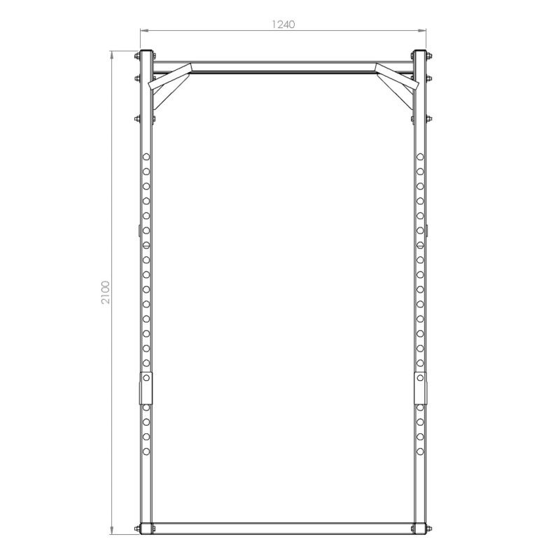 FM Cage 503-28s Basic Line afbeelding 3