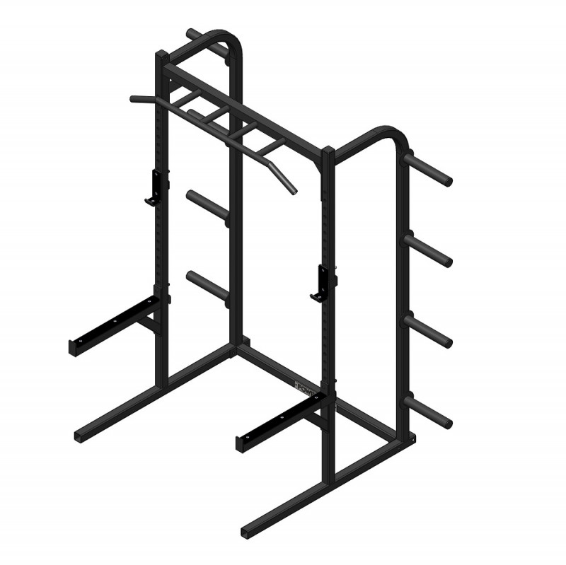 FM Cage Half Rack 503-18 Basic Line afbeelding 1