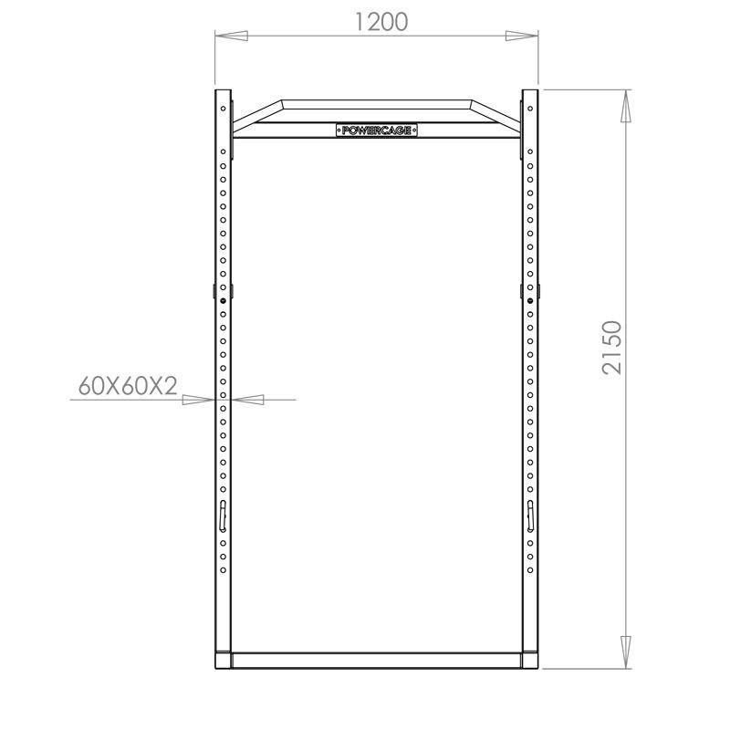 FM Cage 602-18 Basic Line afbeelding 2