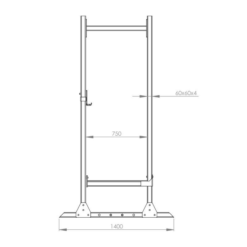 FM Cage 604-18HD Basic Line afbeelding 2