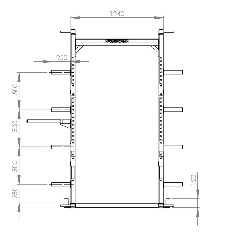 FM Cage G4-V1 Exclusive Line afbeelding 2