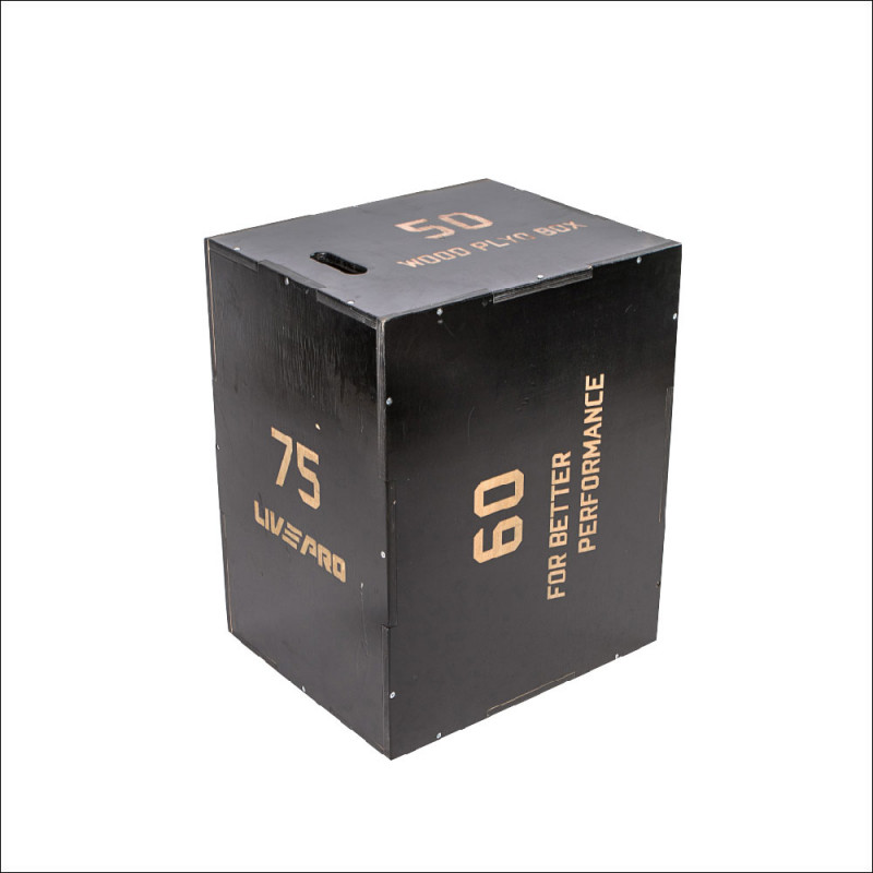 Houten Plyo Box 3-in-1 (8156) afbeelding 1