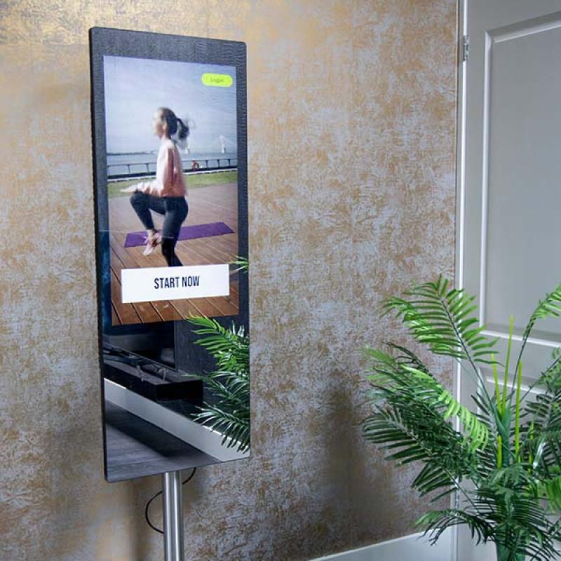 Fittar Home Smart Mirror afbeelding 1