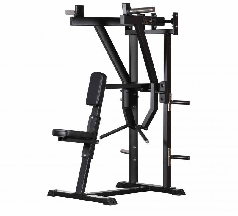 Gymleco ISO Lateral Low Row ( 012 ) afbeelding 1