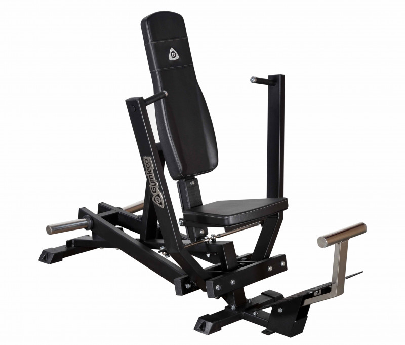 Gymleco Chest Press, Seated ( 021 ) afbeelding 1