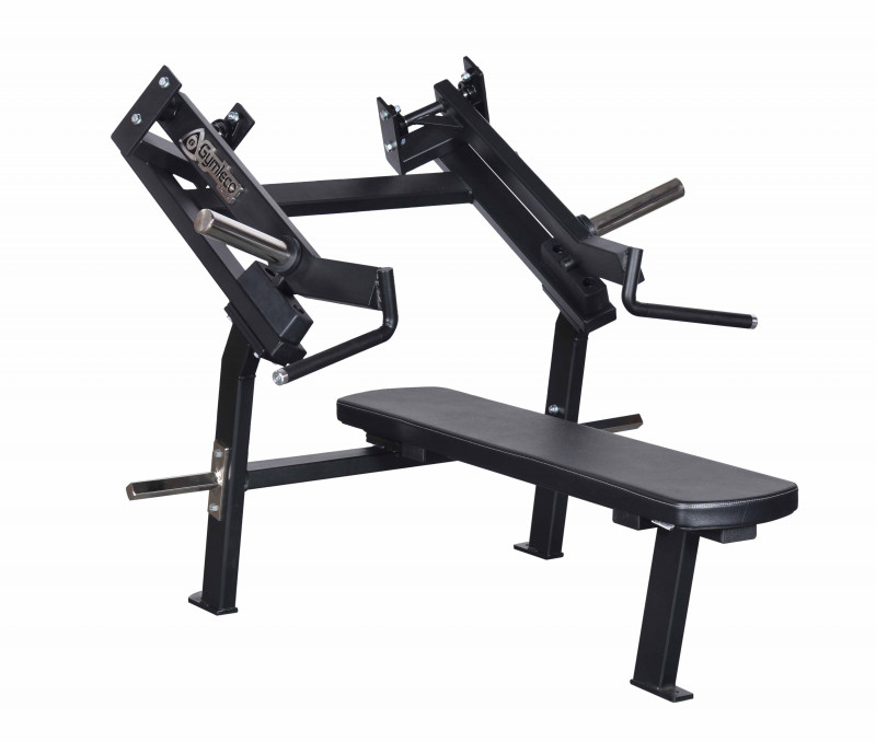 Gymleco Iso Lateral Bench Press ( 022 ) afbeelding 1