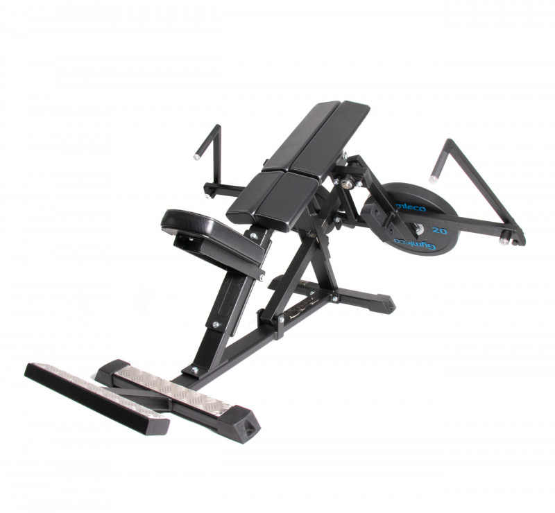 Gymleco Pec Deck, Adjustable with Individual arms ( 023 ) afbeelding 1