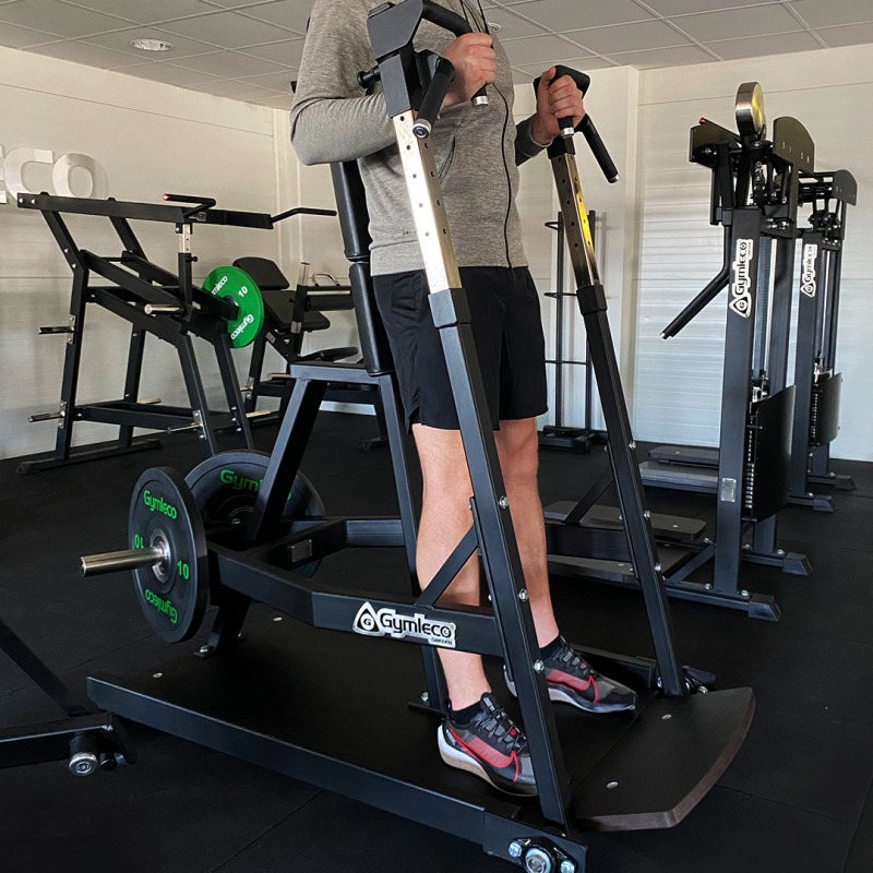 Gymleco Standing Chest Press ( 028 ) afbeelding 2