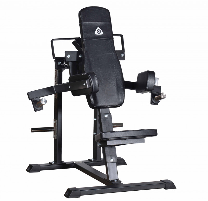 Gymleco Shoulder Rotation, Seated Side Raise ( 031 ) afbeelding 1