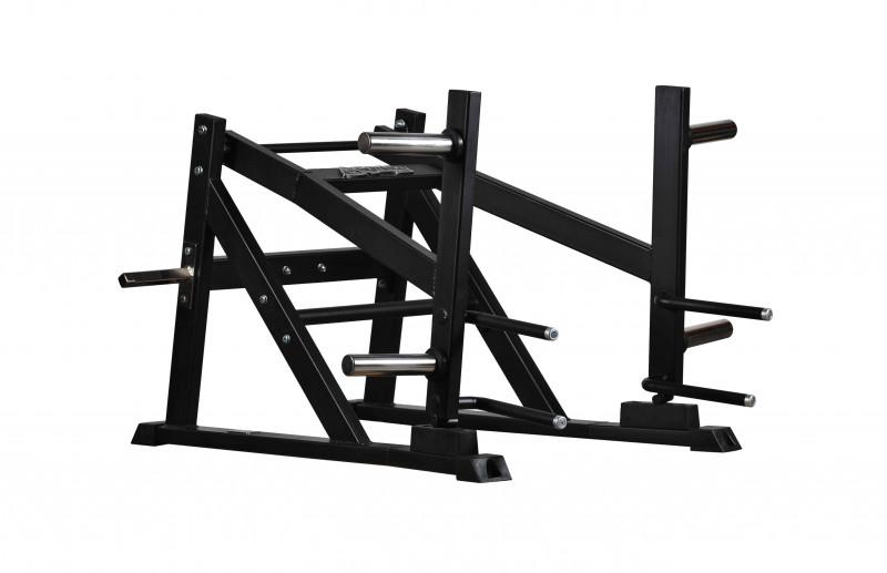 Gymleco Squat / Deadlift machine ( 083 ) afbeelding 1