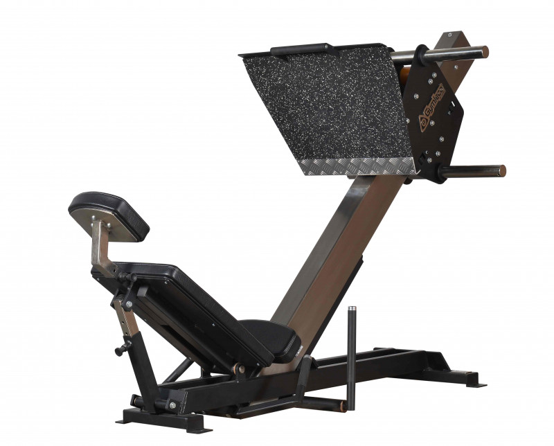 Gymleco Leg Press 45° ( 243 ) afbeelding 1