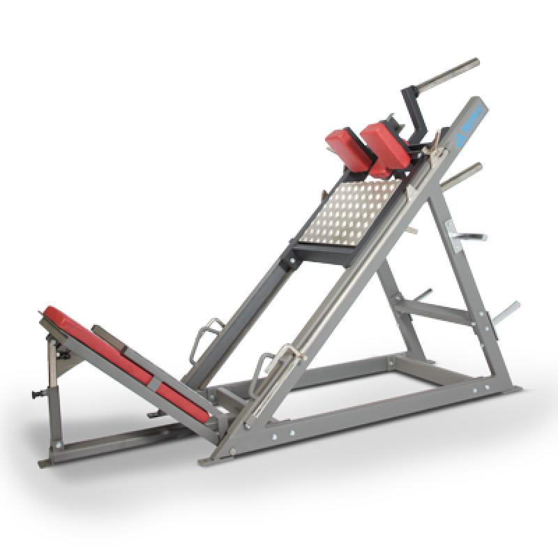 Gymleco Leg Press / Hacksquat Combination ( 245 ) afbeelding 1