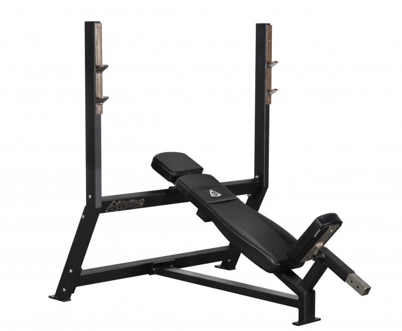 Gymleco Incline Bench Press ( 120 ) afbeelding 1