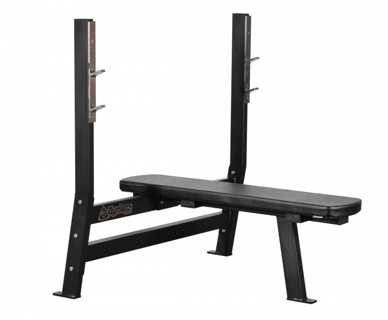 Gymleco Bench Press, Fixed Bar Holder ( 122F ) afbeelding 1