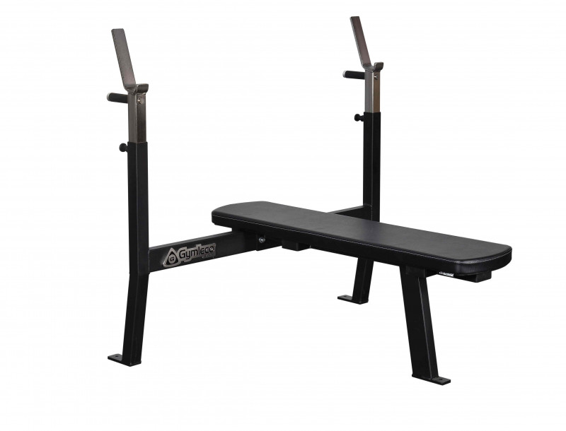 Gymleco Bench Press, Adjustable Bar Holder ( 122R ) afbeelding 1