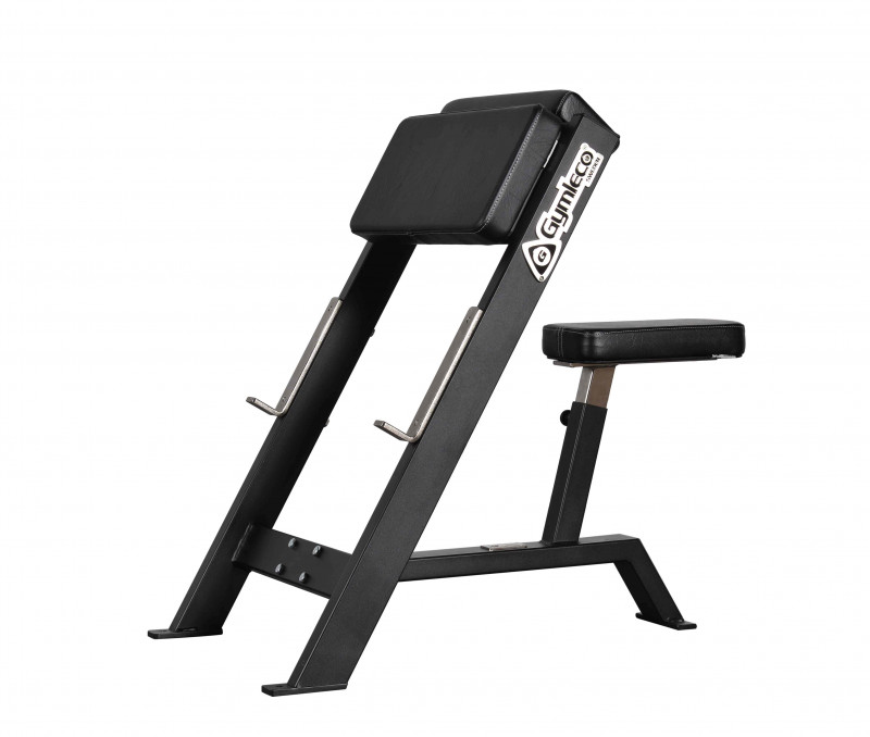 Gymleco Scott Curl Bench, Seated ( 151 ) afbeelding 1
